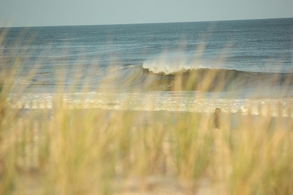 october 2012 nj. New Jersey, Empty Wave photo