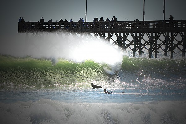 Surf City. United States, Surfing photo