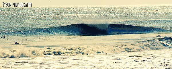 October Swell Outer Banks Surfing. United States, Empty Wave photo