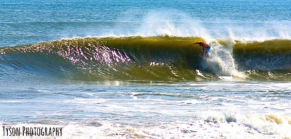 October Swell Outer Banks Surfing. United States, Surfing photo