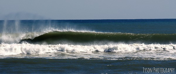 Hurricane Gonzalo Swell Outer Banks Hurricane Gonzalo