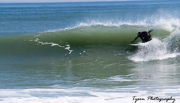 Outer Banks Surfing Tyson Photography documenting good