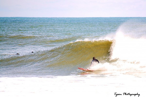 Outer Banks Surfing Nice swell on the OBX!  Beef Moore