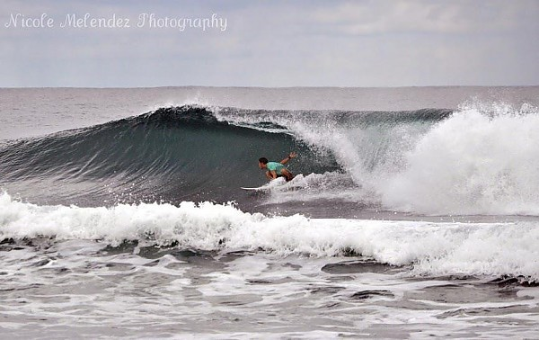 La Boca. Caribbean, Surfing photo