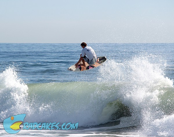 2012 Belmar Pro http://RadCakes.com. New Jersey, Surfing photo