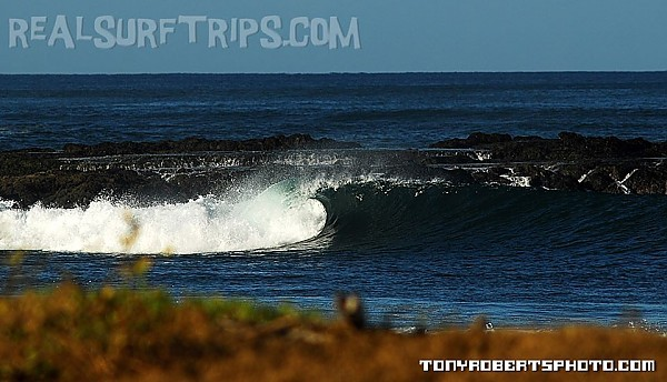 Real Surf Trips Costa Rica Variety of surf spots....REAL