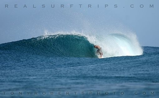 Real Surf Trips Costa Rica REAL beachbreak bliss.