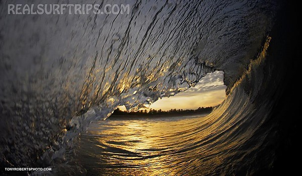 Real Surf Trips Costa Rica Starting the day with a
