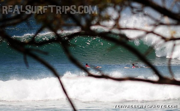 Real Surf Trips Costa Rica ...with a playing field