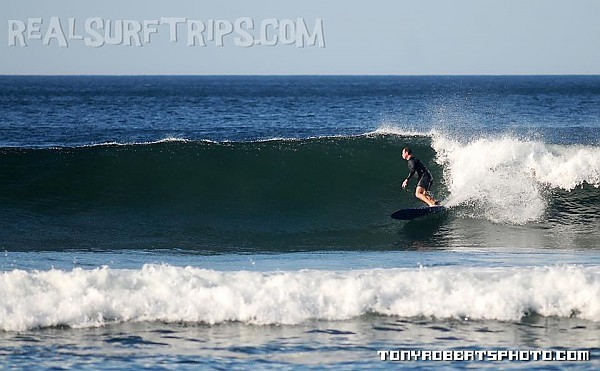Real Surf Trips Costa Rica Glassy and fun....REAL R&R.