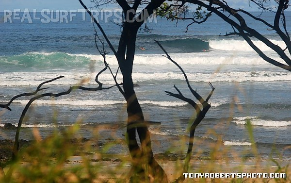 Real Surf Trips Costa Rica REAL Peace and quiet...and