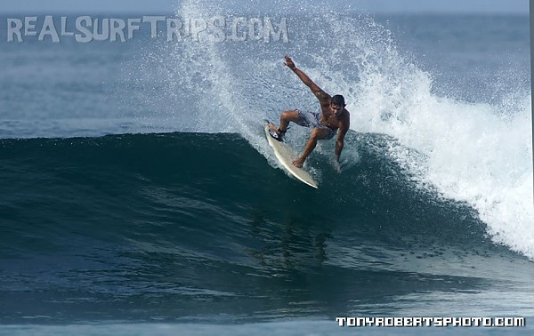 Real Surf Trips Costa Rica Finding the power point