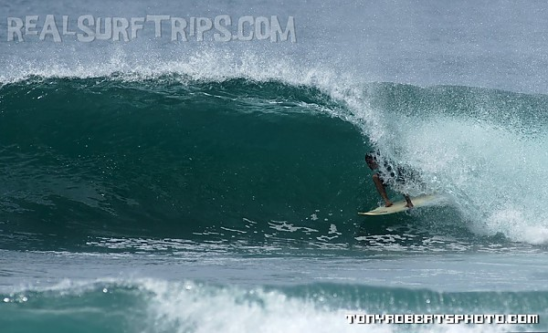 Real Surf Trips Costa Rica Calm under pressure....Chef