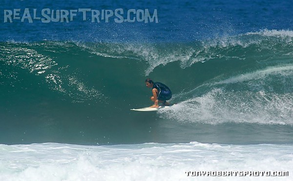 Real Surf Trips Costa Rica low line glidin'... REAL