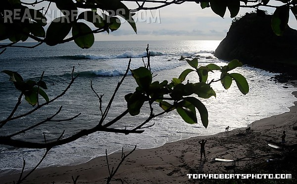 Real Surf Trips Costa Rica As the day winds down a