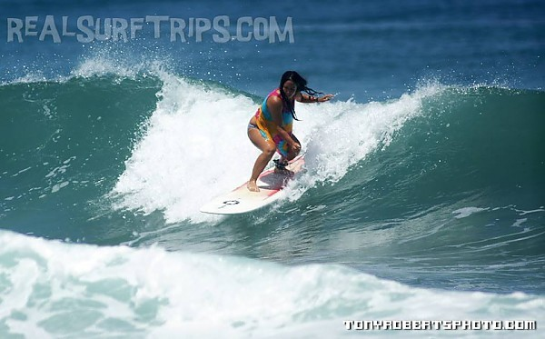 Real Surf Trips Costa Rica The thrill of getting your