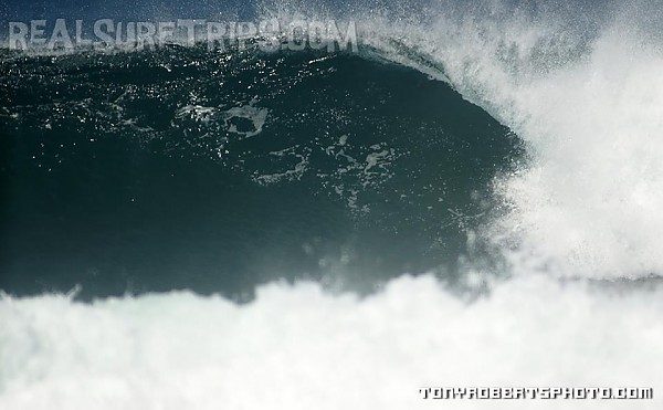 Real Surf Trips Costa Rica This wave traveled thousand