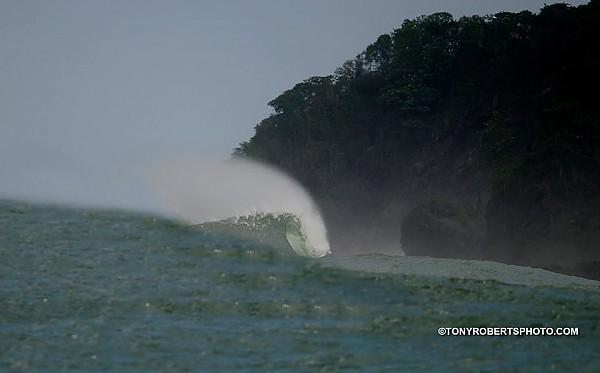 Real Surf Trips Costa Rica Plumes of mist, dreams coming
