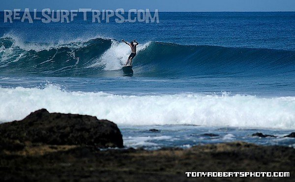 Real Surf Trips Costa Rica Put your hands up if you