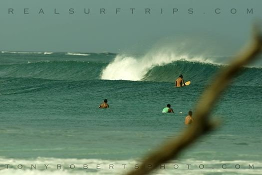 Real Surf Trips Costa Rica Good things come to those