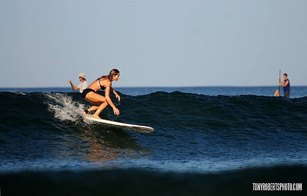 Real Surf Trips Costa Rica ....starting a wave is spontaneous...you