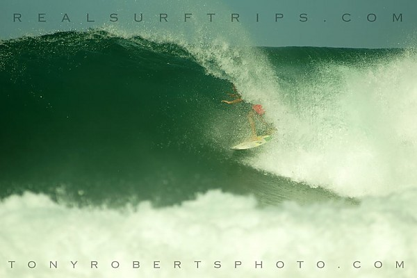 Real Surf Trips Costa Rica Wake up, walk outside, paddle