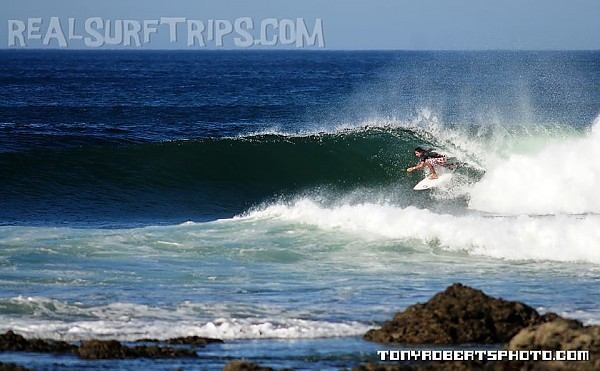 Real Surf Trips Costa Rica Finding that power source,