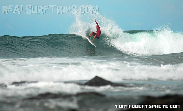Real Surf Trips Costa Rica REAL talent...RST has been