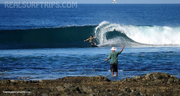 Real Surf Trips Costa Rica Joey and Macho Bene....two
