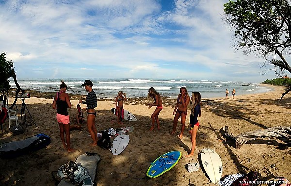 Real Surf Trips Costa Rica ..a REAL natural classroom