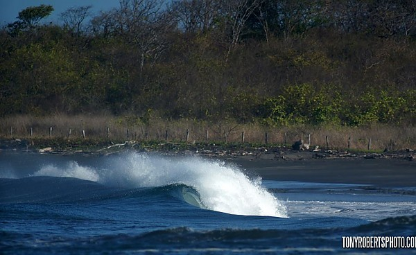 Real Surf Trips Costa Rica Right place....right time...REAL