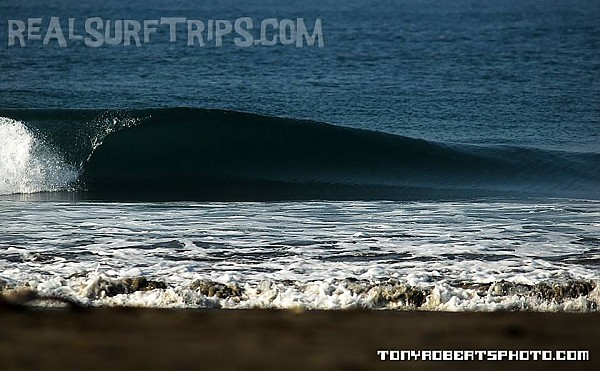 Real Surf Trips Costa Rica REAL crystal blue persuasion.