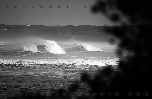 Real Surf Trips Costa Rica Finding your peak. 