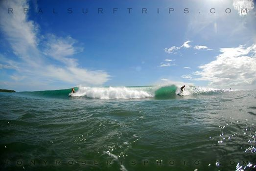 Real Surf Trips Costa Rica Nothing like tropical rights