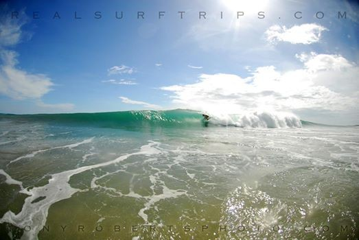 Real Surf Trips Costa Rica When it all comes together...REAL