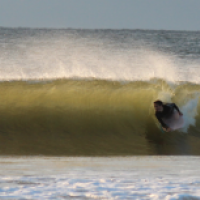 Fall... Is Here. New Jersey, Bodyboarding photo