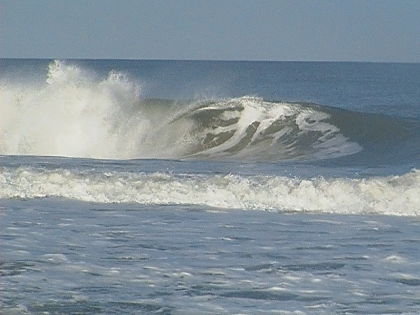 Oct. 10th 2012 O.C. Maryland. Delmarva, Empty Wave photo