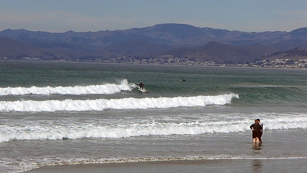 central CA, everyday summer waves. Central California, Surfing photo