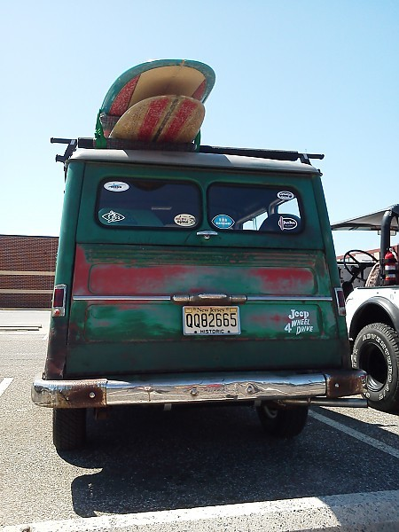 img 20120429 112823 My 1959 Willys' Wagon.. United States, Surf Art photo