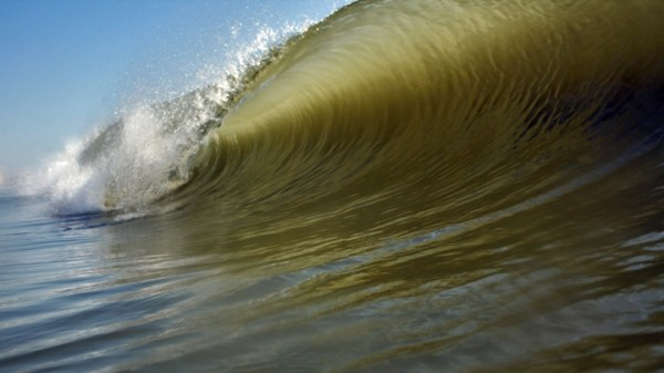 Mini Tube. Delmarva, Surfing photo