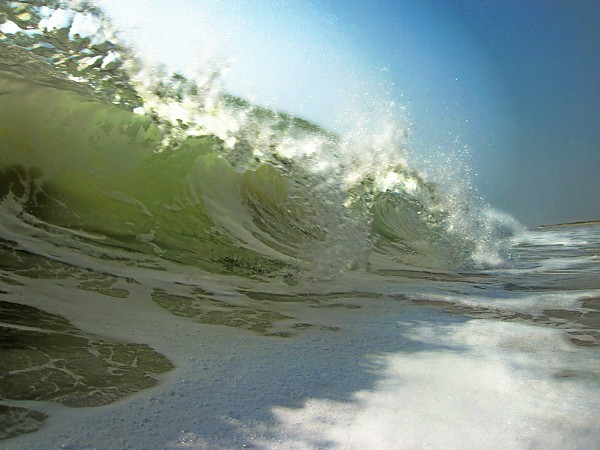 Down. United States, Empty Wave photo