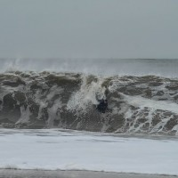 December nor easter New Jersey SNJ