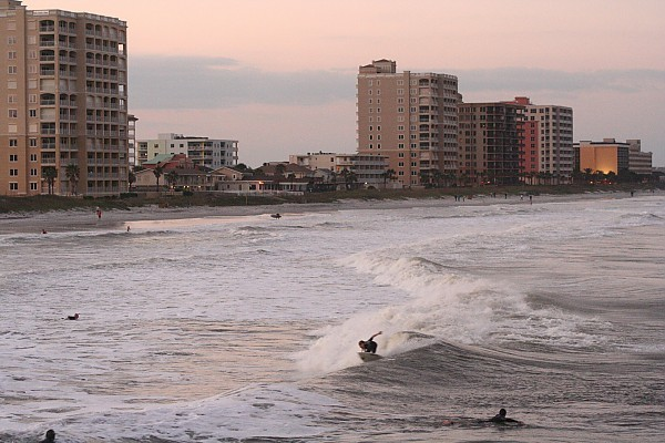 Jacksonville Beach, Fl.. North Florida, Surfing photo