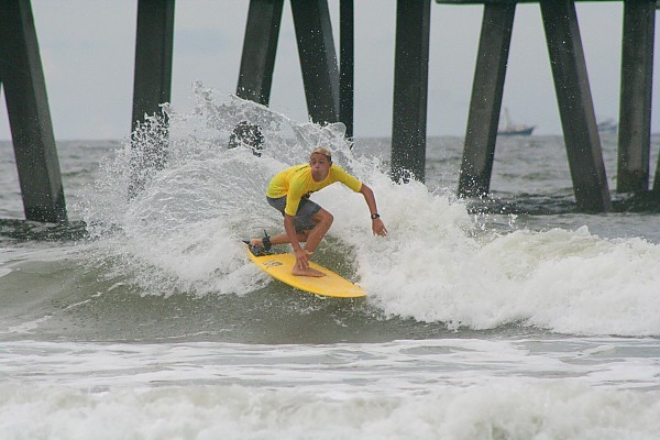 Spit. North Florida, Surfing photo