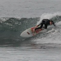 Sloppy Trestles. SoCal, Surfing photo