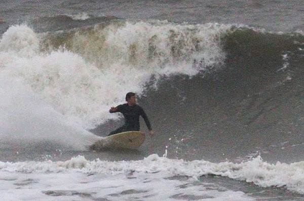 Nor'easter. North Florida, Surfing photo