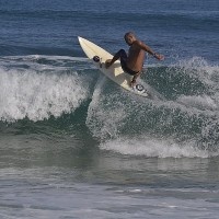 Jiolas Jiolas at Tocones. Puerto Rico, Surfing photo