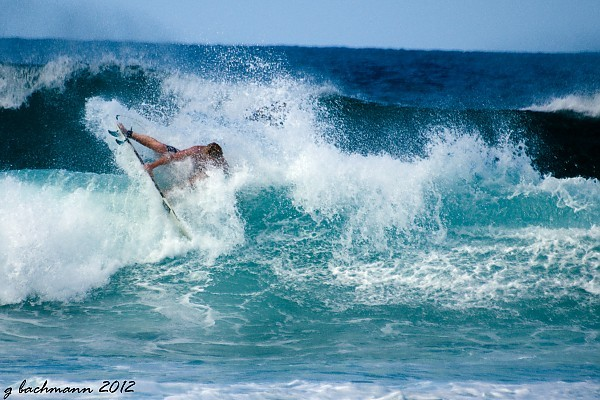 wilderness fins out. Puerto Rico, Surfing photo