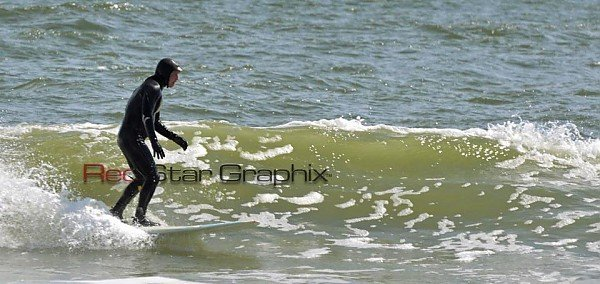 cold winter day J. Southern NC, Surfing photo