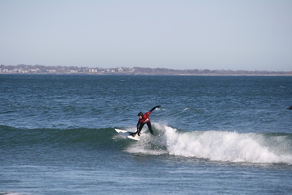 ESA Mid-Winter Northeast Surfing Contest RI